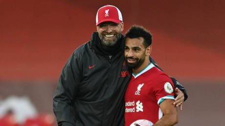 Liverpool boss Jurgen Klopp hails 'greedy' Mo Salah ahead of Chelsea showdown