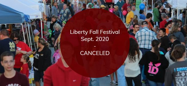 Organizers decide to cancel 2020 Liberty Fall Festival, dates set for 2021 event