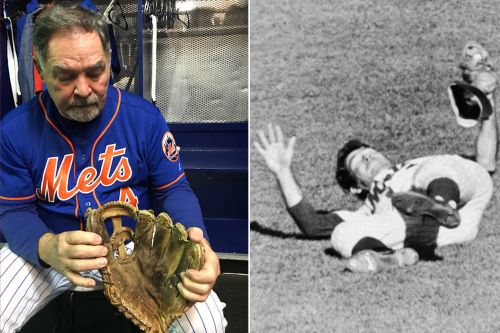 Mets legend reveals story behind one of the greatest catches ever