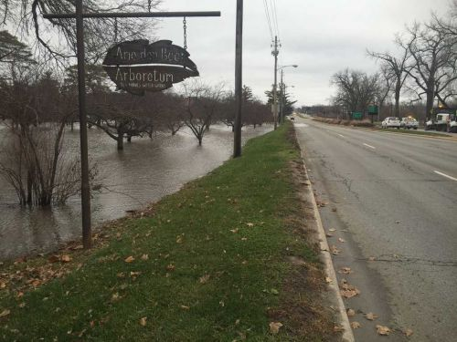 Fleur Drive to close Tuesday due to flooding concerns
