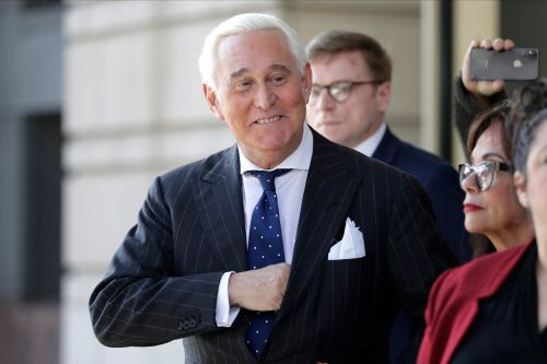 DOJ says Roger Stone's prison sentence shouldn't be delayed