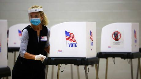 Voters' remorse? Searches spike for 'can I change my vote' as US election enters home str