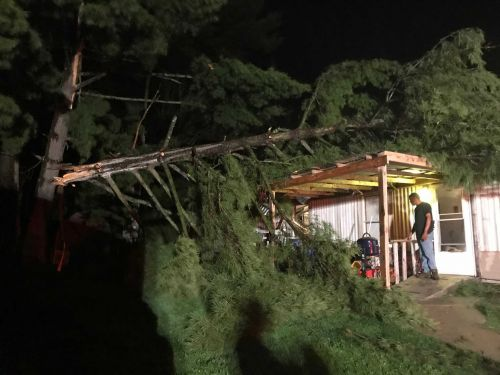 Strong storms leave widespread damage, thousands without power across Greater Cincinnati