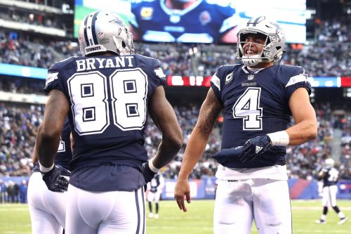 Dez Bryant, Dak Prescott workout fuels Cowboys reunion rumors