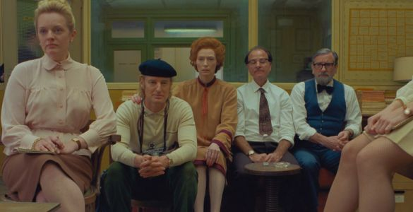 Trailer Watch: Wes Anderson's The French Dispatch