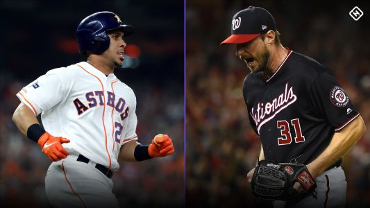 DraftKings World Series Game 1 Showdown: Picks, advice for Astros vs. Nationals MLB DFS