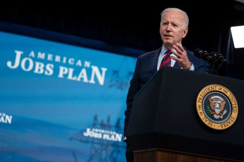 President Biden open to compromise on infrastructure, but not inaction