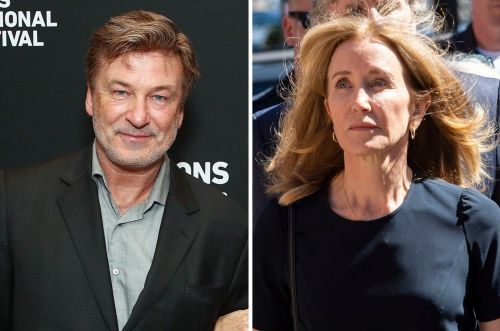 Alec Baldwin doesn't believe college admissions scammers should go to jail