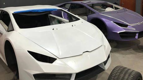 Shamborghinis & Fauxrarris: Brazilian police shut down fake luxury car factory