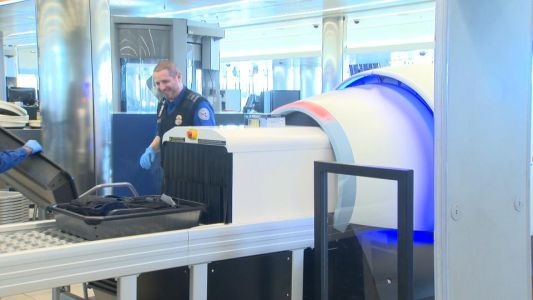 New 3D scanner enhances security at BWI-Marshall
