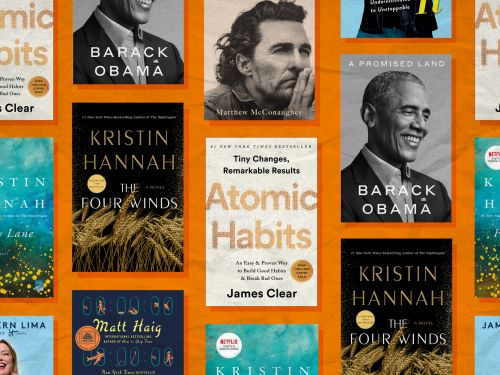 "The top 30 bestselling audiobooks on Audible right now, from Obama's memoir to the ""Bridgerton"" series"