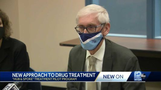 Wisconsin tries new approach to drug treatment