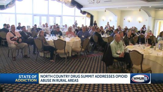 North Country forum focuses on opioid crisis