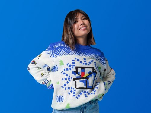 Microsoft's $70 nostalgia-fueled holiday sweaters sold out in 24 hours - but you'll have a second chance to snag them later this month