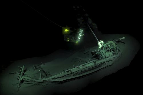 Here's what could be inside the world's oldest shipwreck