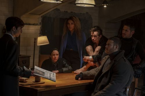 Here's where you may recognize the cast of Netflix's 'The Umbrella Academy' from