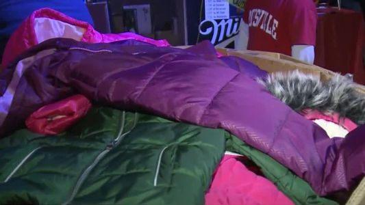Coat-a-Kid drive encourages community to donate help keep students warm