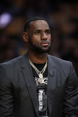 LeBron James to be executive producer of boxing series