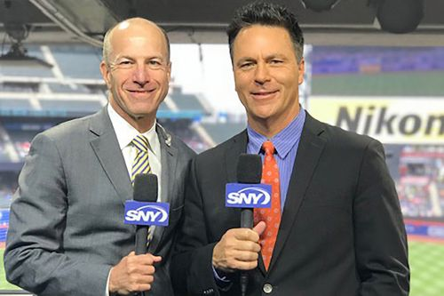What Todd Zeile feared most subbing for Ron Darling