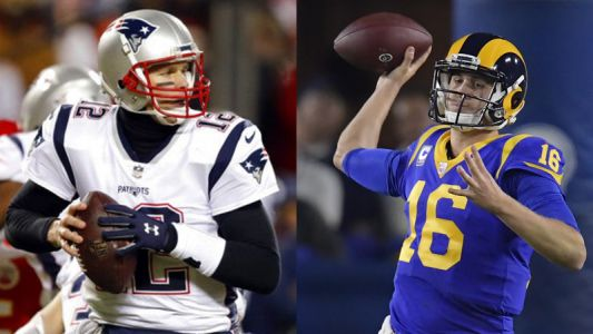Matchup set: Patriots to face Rams in Atlanta for Super Bowl LIII