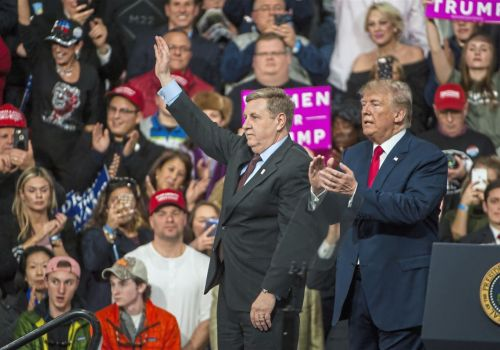 Trump campaign deepens Pa. ties ahead of 2020 election