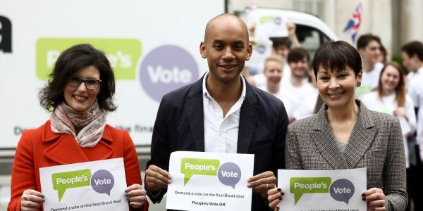 A look at the tensions inside the campaign for a second Brexit referendum