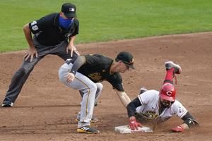 Reds player tests positive, 2 games with Pirates postponed