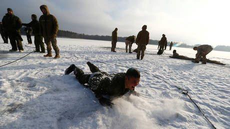'Read up on Stalingrad': Russia reacts to NATO buying winter kits for. ARCTIC WARFARE?