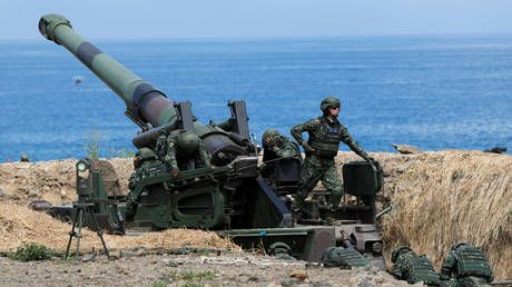 China to make 'necessary response' after US approves $1.8bn arms sale to Taiwan