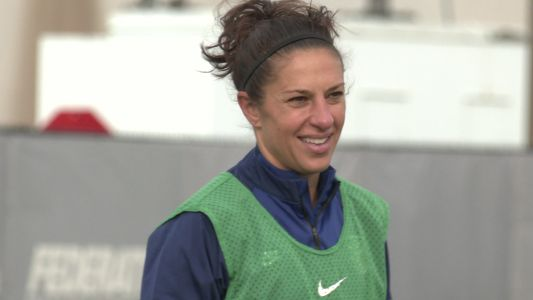 Carli Lloyd Fans Hope 'She Feels All The Love From Minnesota' During Final Int'l Match At Allianz Field