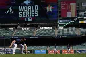 A capsule look at World Series between Braves and Astros