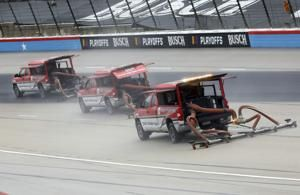 NASCAR set to resume Texas playoff race 3 days after start