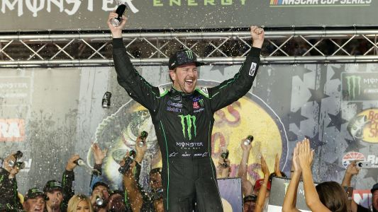 NASCAR results at Bristol: Kurt Busch picks up first win of season in Night Race