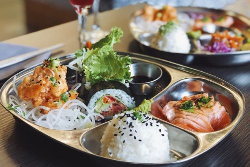 5 Of The Best Sushi Spots In Minneapolis