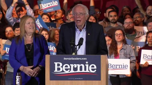 Sanders on top: Key takeaways from Nevada caucuses