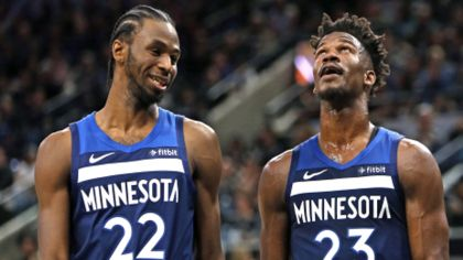 Jimmy Butler Scores 23 In Wolves Loss To Spurs