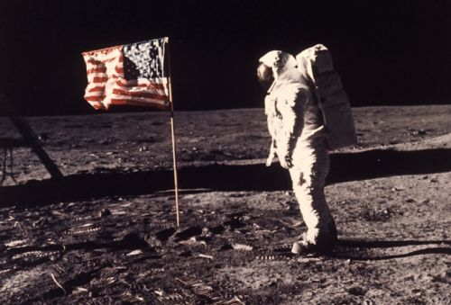 It's been 49 years since first humans set foot on the moon