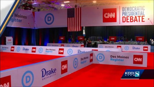 Democrats Set to Debate as Race Gets More Tense