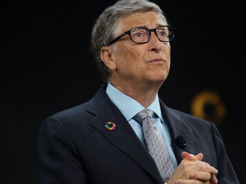 Bill Gates just lost his ranking as the world's 2nd-richest person