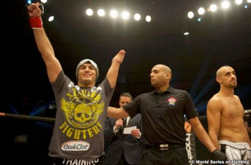 Nick Newell: I'm no Kimbo Slice Jr., Aaron Chalmers when it comes to Corey Browning