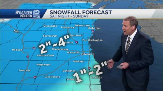 Weather: Snow Is Coming