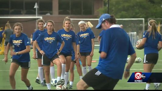 UMKC women's soccer team features pool of local talent