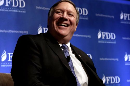 Mike Pompeo might be the only guy Trump trusts