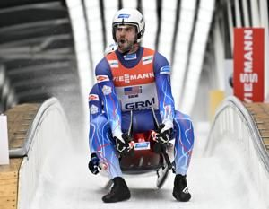 USA Luge wins bronze at world championships relay