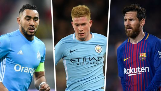 Messi, Payet, De Bruyne & the players who have created the most chances in Europe in 2017-18