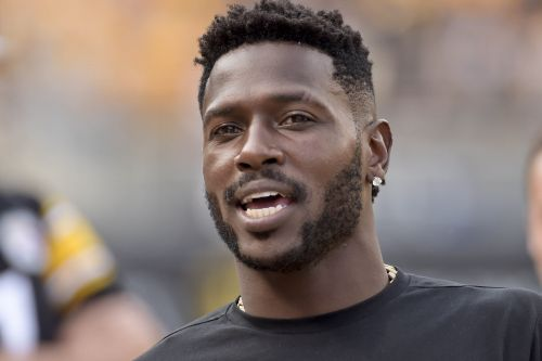 Antonio Brown no-showed, and chaos breaking out with Steelers
