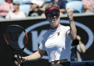 Keys, Svitolina open play on Day 8 at Australian Open