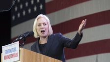 Child Advocates Hope For A Champion In Kirsten Gillibrand