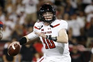 Texas Tech QB Bowman cleared to play and intends to redshirt