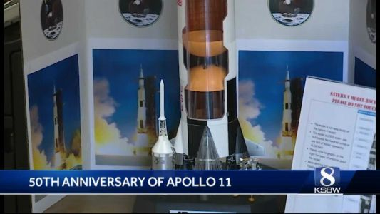 50TH anniversary of the Apollo 11 mission celebrated on the Central Coast